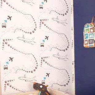 Onszelf Wallpaper | OZ7906 Plane Flight