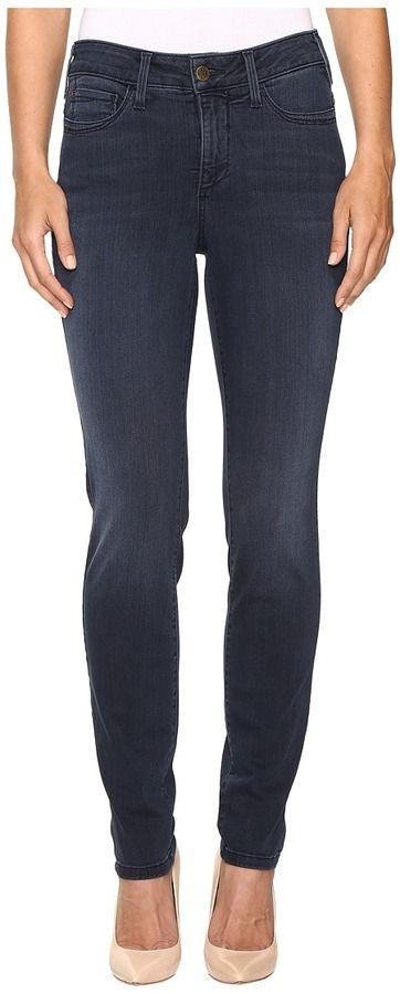 NYDJ Ami Skinny Leggings in Sure Stretch Denim in Amsterdam Women's Jeans
