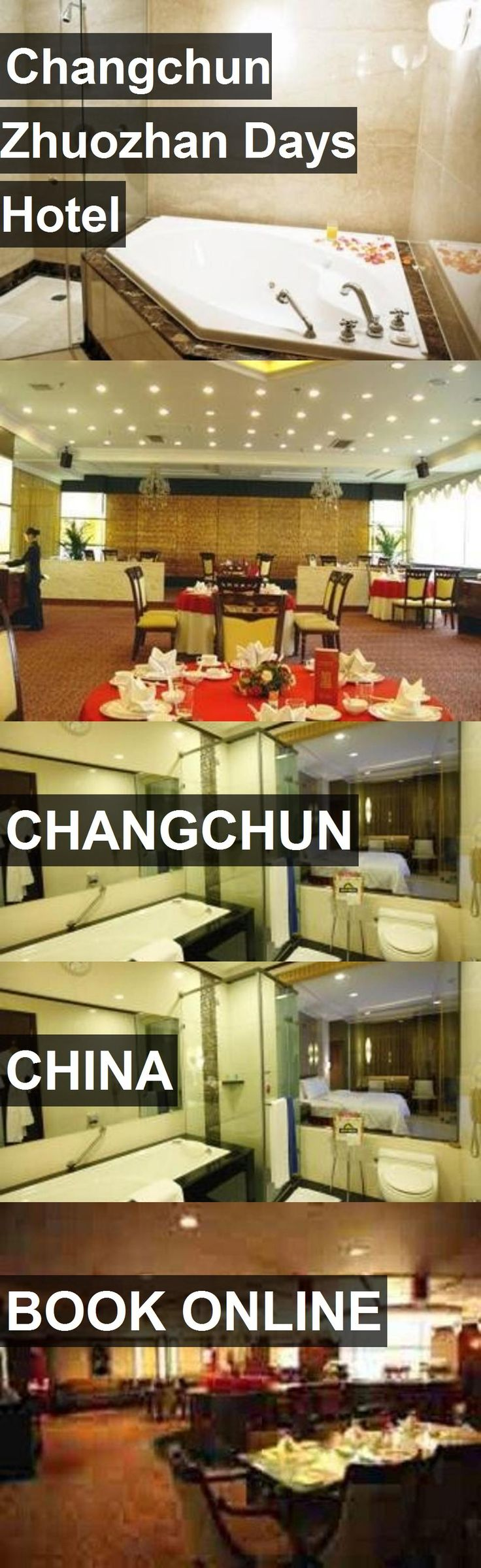 Hotel Changchun Zhuozhan Days Hotel in Changchun, China. For more information, photos, reviews and best prices please follow the link. #China #Changchun #ChangchunZhuozhanDaysHotel #hotel #travel #vacation