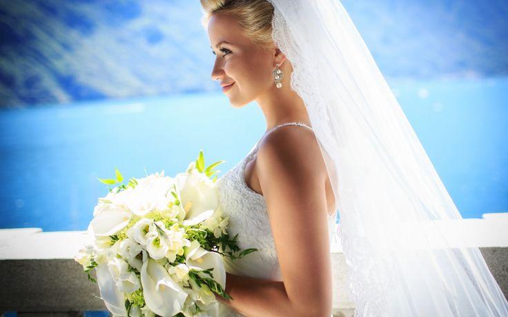 Скачать обои девушка, блондинка, невеста, раздел девушки в разрешении 1680x1050