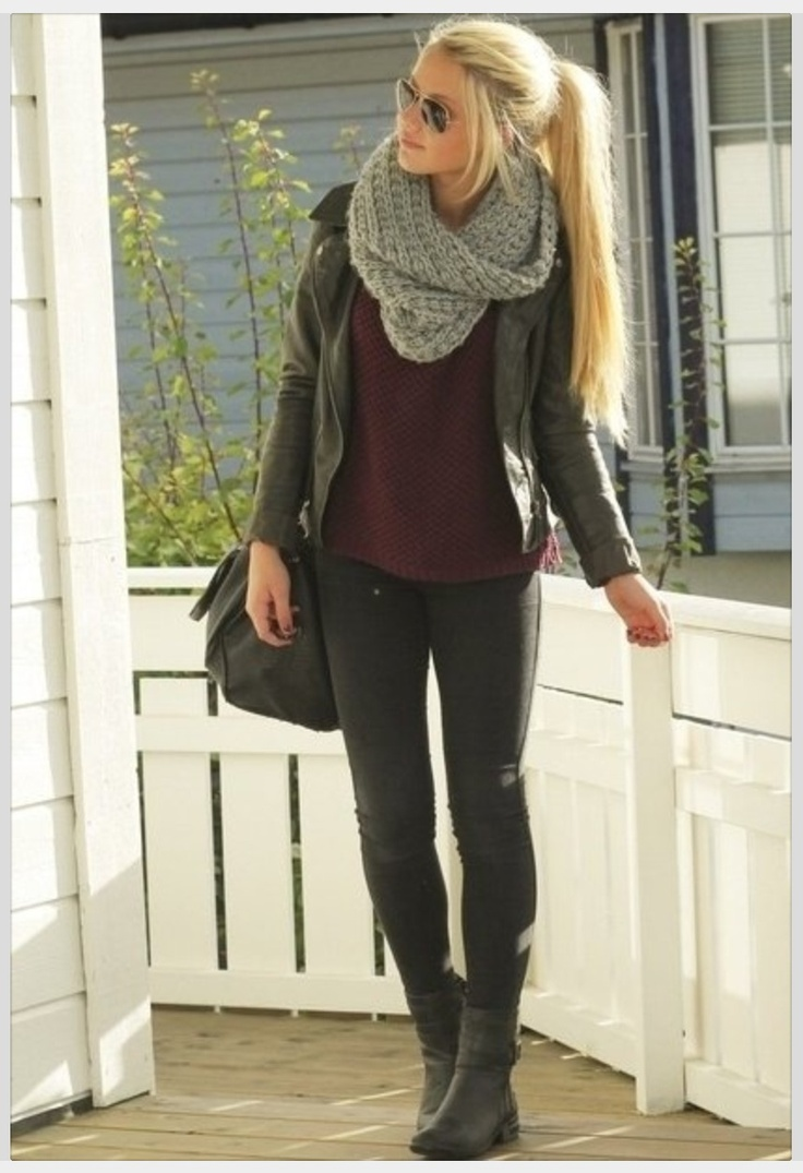Some ideas for winter/fall