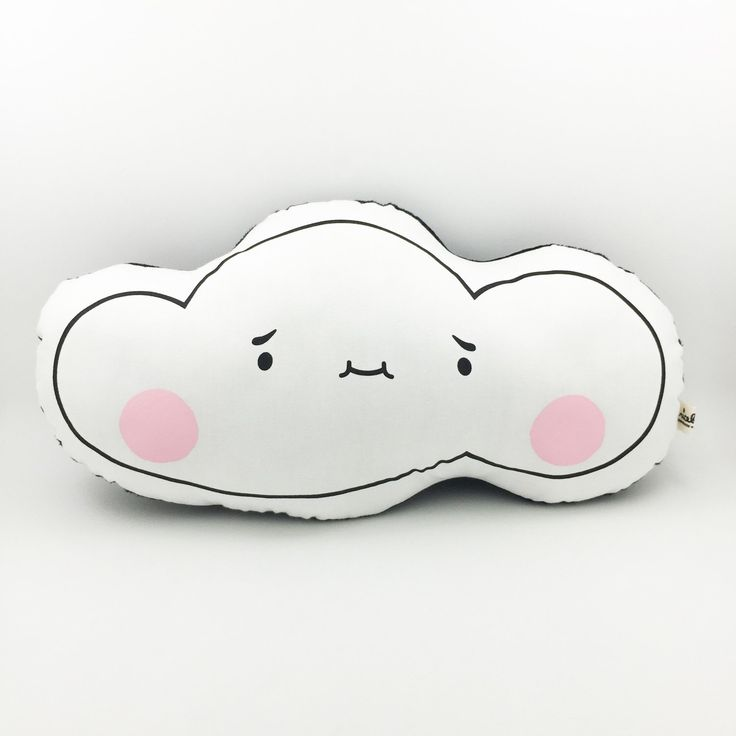 A personal favorite from my Etsy shop https://www.etsy.com/hk-en/listing/224378986/cloud-pillow-soft-toy-handmade-pillow