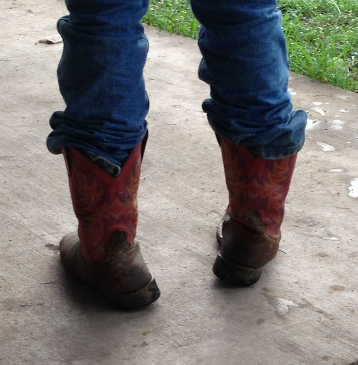 Working Cowboy Boots - Boot 2017