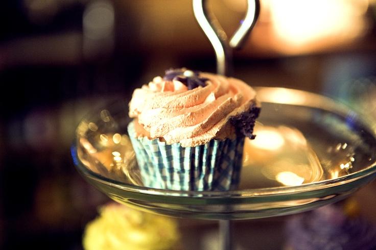 The Little Green Big Cupcake