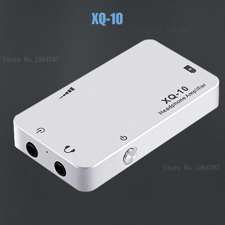 Xduoo XQ 10 мини питьевая наушники для наушников звуковой усилитель, Металл…