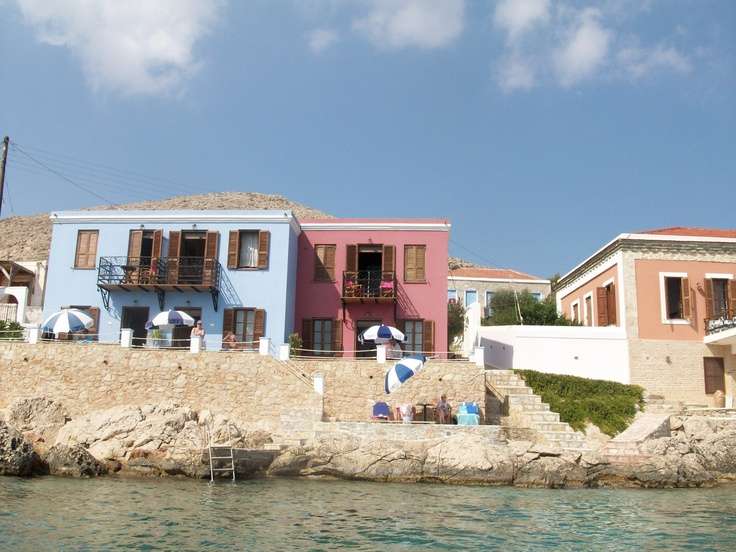 Ice on your car in the UK today? The only freezing glass in Halki this October is keeping the Mythos just perfect!