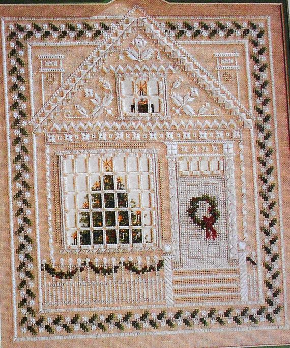 hardanger cross pattern | ... 3D Picture - Counted Cross Stitch & Hardanger Pattern Chart - fam