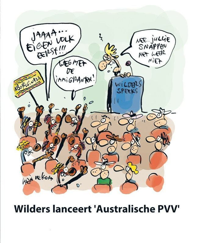 pvv australie