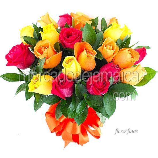 Floreria df Sur Rosas Amarillas Angie !  Envia Flores