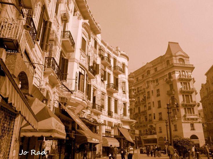 Cairo. photo: Jo Rad