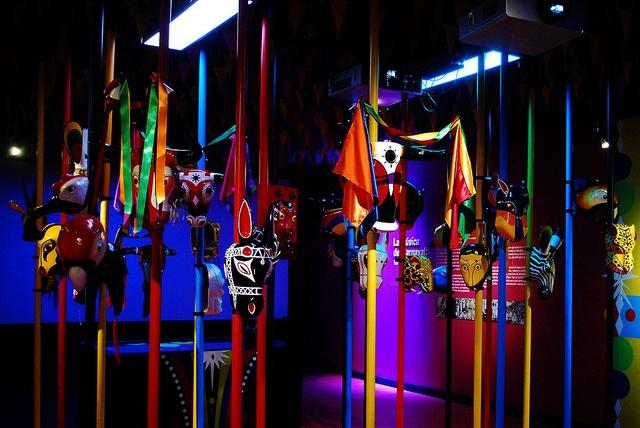 Sala del Carnaval Elsa Caridi by Calambuco, Barranquilla Colombia