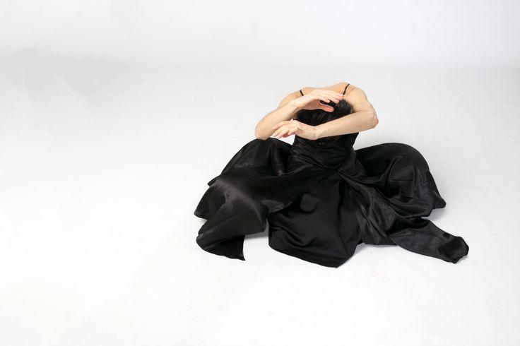 Design/ Skirt LINA. Model/ Dancer Inma Pavon. Photo/ Ankie Janssen