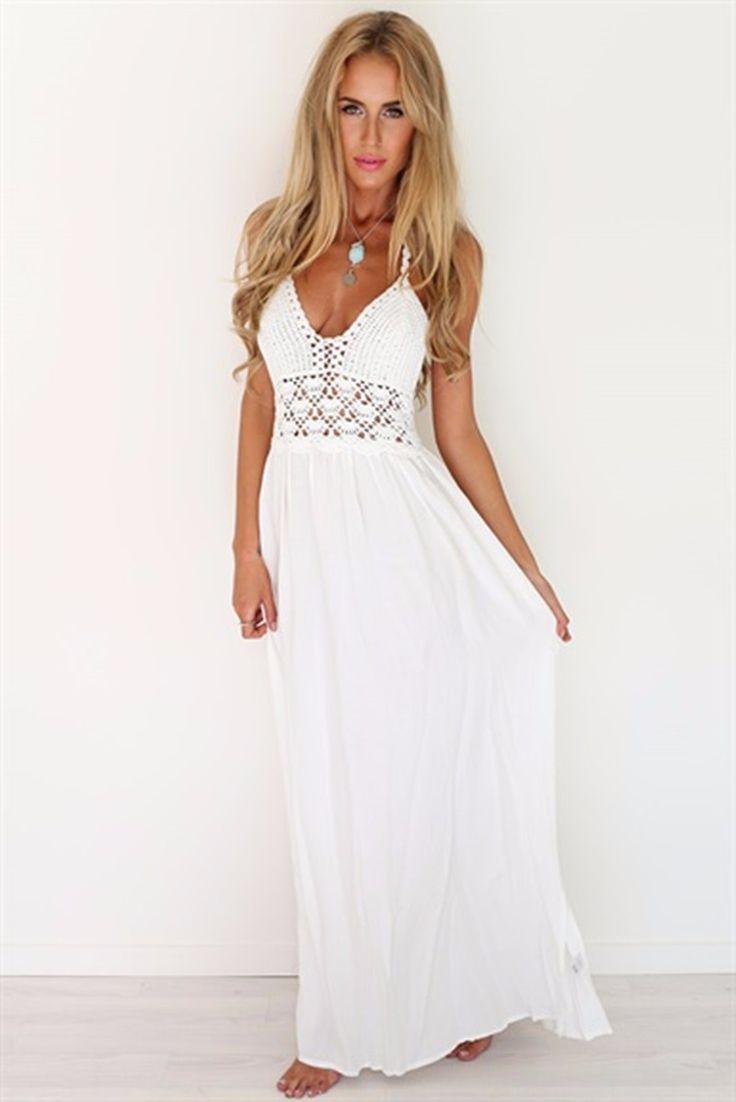 popular-long-white-summer-dresses