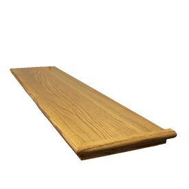 Best Stairtek Retrotread 11 5 In X 48 In Marsh Prefinished Red Oak Wood Stair Tread Xrrro114800350 400 x 300