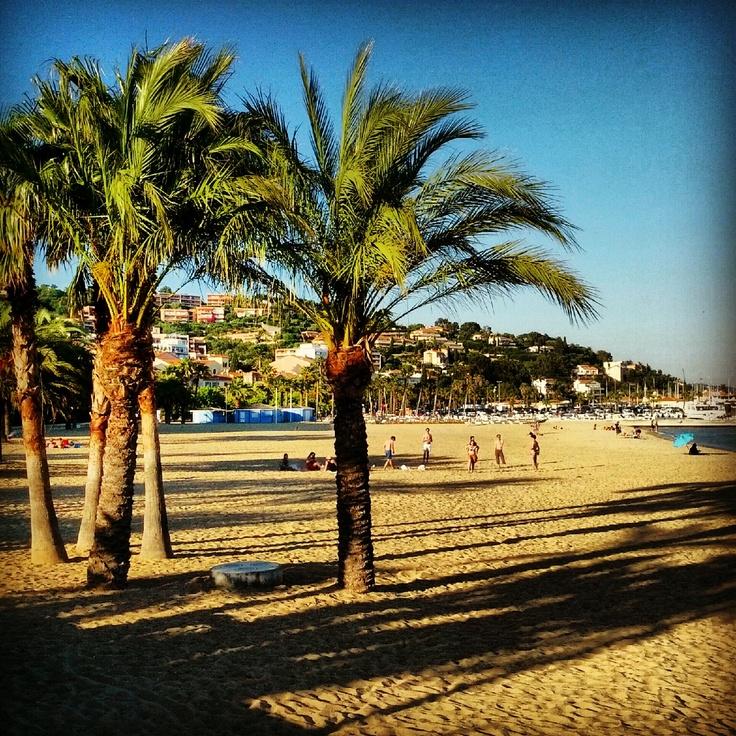 le Lavandou beach French Riviera www.lavandou-bormes.com