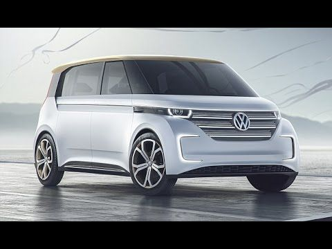 7 best youtube traffic images on pinterest cars watches and youtube volkswagen budd e concept has 233 miles of range microbus like body the first volkswagen on the new modular electric toolkit chassis sciox Gallery