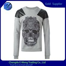 2015 latest design mens long sleeve t-shirt with skeleton   best buy follow this link http://shopingayo.space