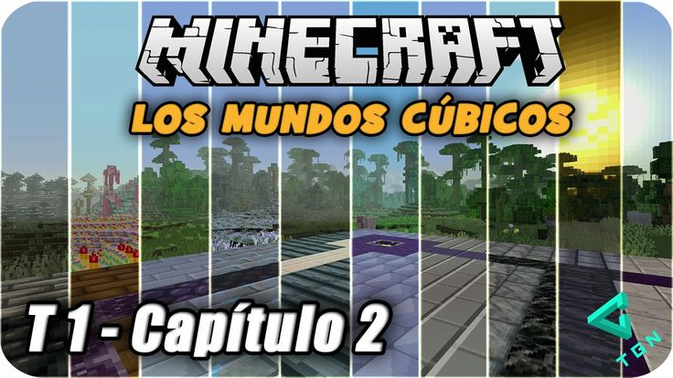 Minecraft - Los Mundos Cúbicos - T1 - Capitulo 2 - Mi Casa - 1080p HD