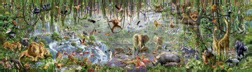 Puzzles Educa - Vida salvaje, 33600 piezas (16066) Educa Borrás http://www.amazon.es/dp/B00IA3HH5K/ref=cm_sw_r_pi_dp_dXnUvb17G302P