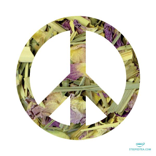 """""""Peace is not something you wish for. It's something you make, something you do, something you are, and something you give away."""" -Robert Fulghum  What will you do to help create your own peaceful community?  www.steepedtea.com"""