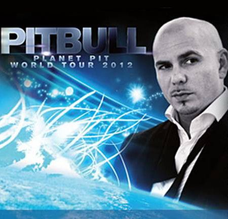 Pitbull in Germany. This summer, order tickets now!