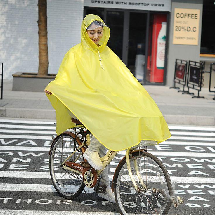 Poncho Rain Coat Raincoat Waterproof Women Rainwear  Impermeables Mujer Pluie Regenponcho Transparent Raincoat For Women A03727-in Raincoats from Home & Garden on Aliexpress.com | Alibaba Group