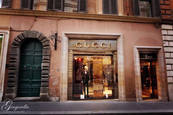 Gucci, Fashion, Etsy, Rome, Italy, Photography