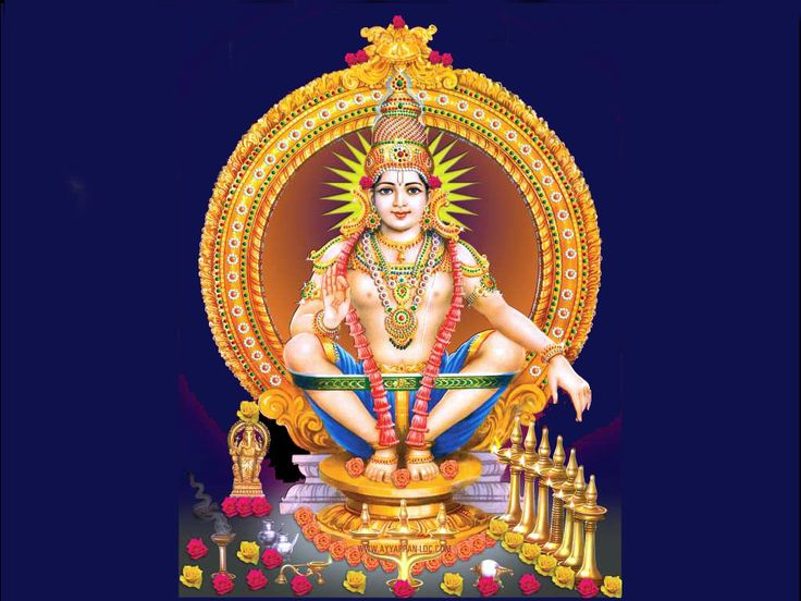 FREE Download Lord Ayyappa Wallpapers