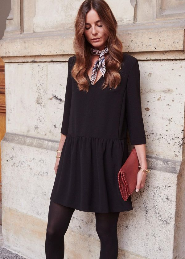 Style Hippie Chic Femme Hiver