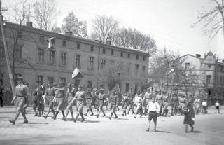 Nadgoplańskie Towarzystwo Historyczne: 3 Maja w Inowrocławiu - odezwa do obywateli 1938 r...