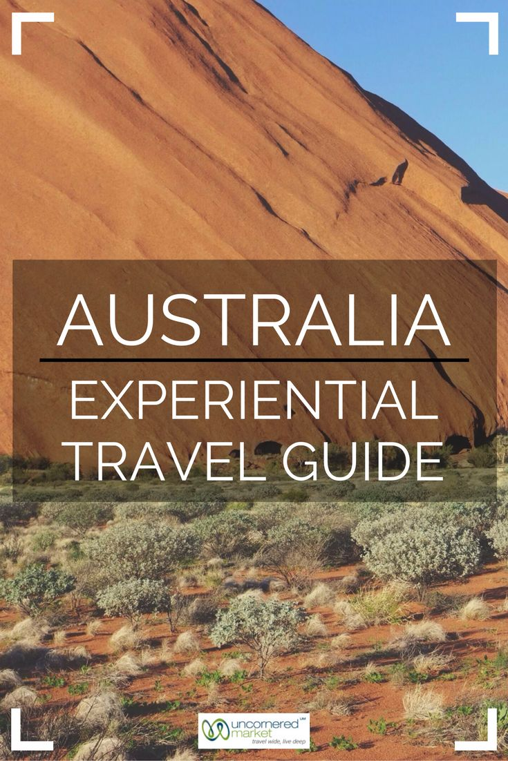 An experiential guide to the best of Australia including stops in Sydney, Queensland, Melbourne, Uluru, and more. 24 things to do + practical travel tips for your trip. | Uncornered Market Travel Blog: Travel Wide, Live Deep