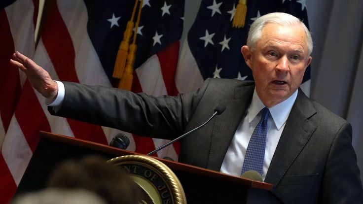 The attorney general directs prosecutors to charge defendants with the most serious crimes.
