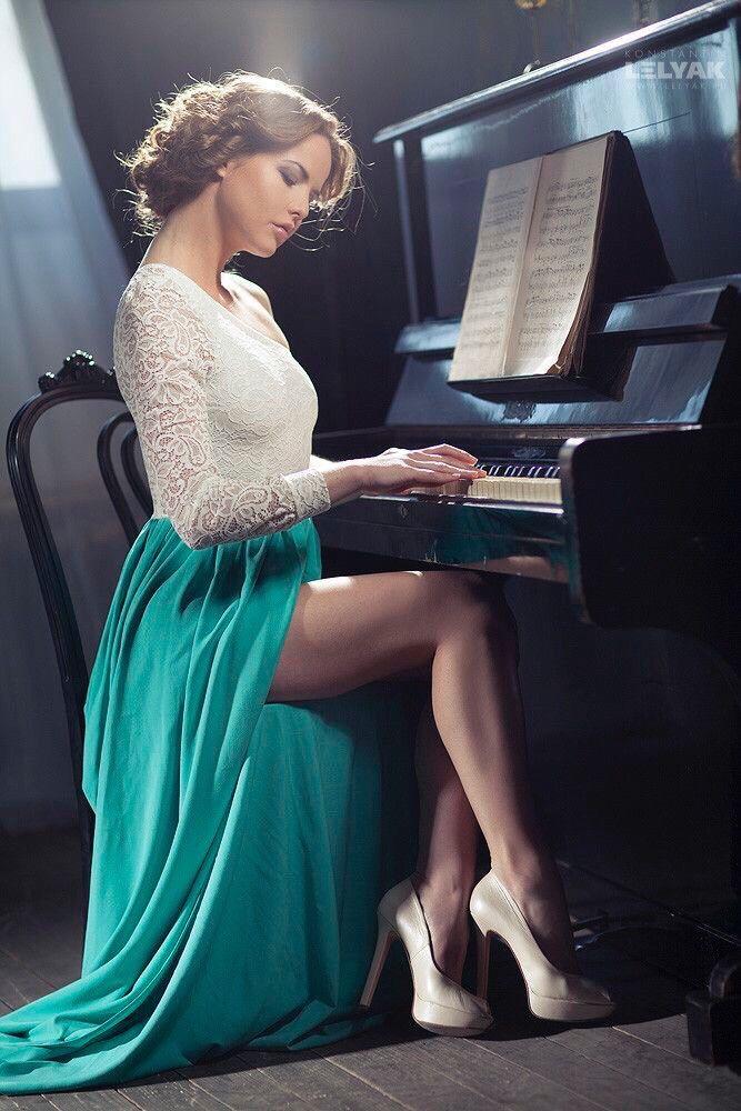 The Way You Look Tonight Piano Sheet Music