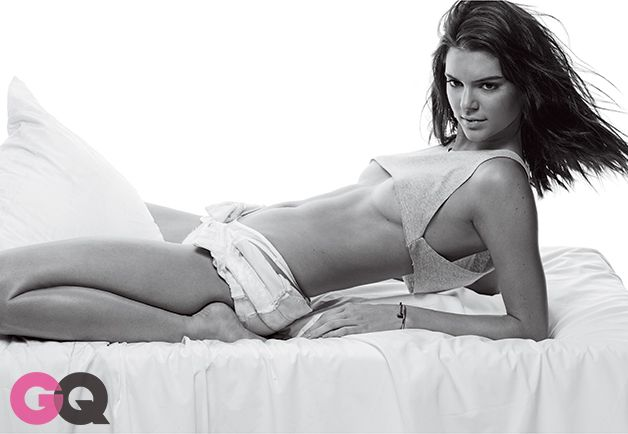 Kendal Jenner's latest spread for GQ magazine is quite racy