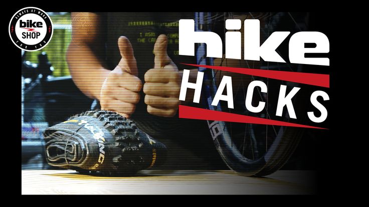 Bike Hacks: No Tool Tire Install | BIKE Magazine