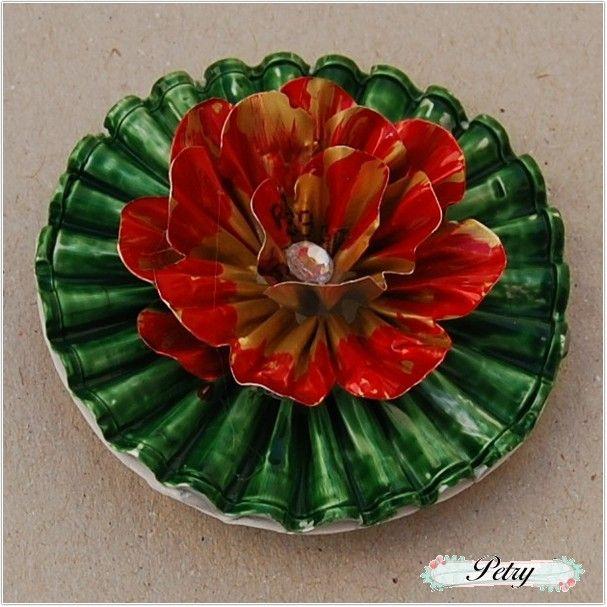 Reciclaje Nespresso capsules DIY. www.petry.es