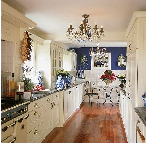 11 best Galley kitchen with dining connections images on Pinterest ...
