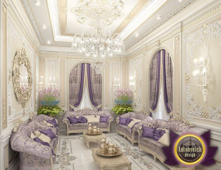 Interior Living Room Design By Katrina Antonovich SalonLa Vie