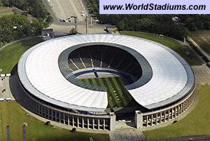 Berliner Olympiastadion, Herta Berlin