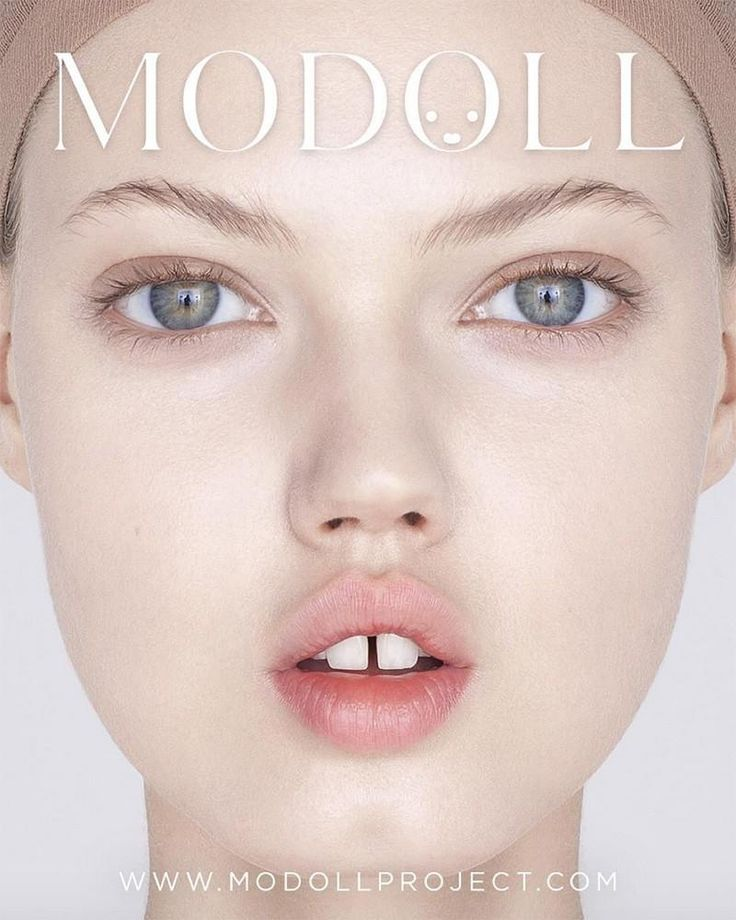 Modoll - The Science of Beauty (Various Editorials)