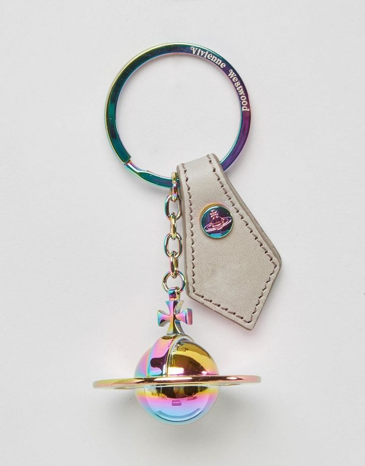 Image 1 ofVivienne Westwood Orb Keyring