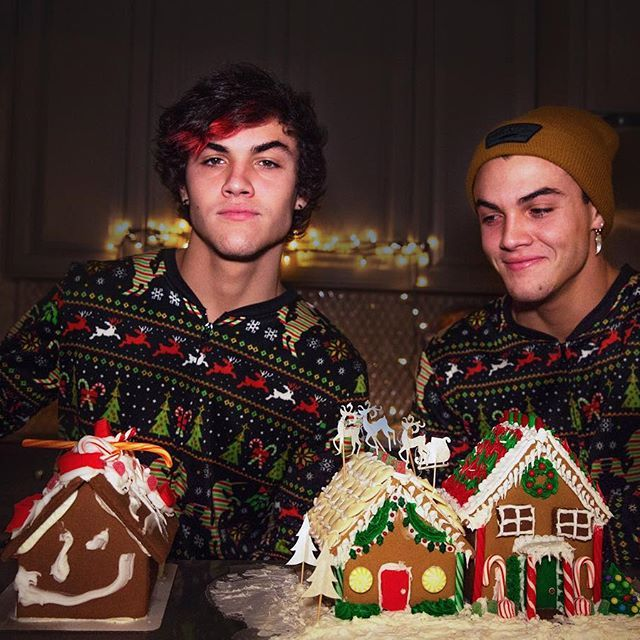 Christmas spirit bich!  Who won? Photo creds: @camdol