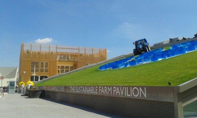 Expo Milano - Agricoltura sostenibile #expomilano2015 #expomilano #expomi #Expo2015