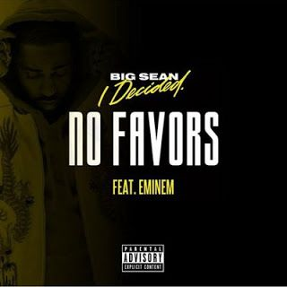 Billboard Hot 100 - Letras de Músicas - Sanderlei: No Favors - Big Sean Featuring Eminem