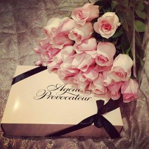 Agent Provocateur present box. Learn how to surprise your girfriend >>> http://justbestylish.com/12-ways-how-to-surprise-your-girlfriend/