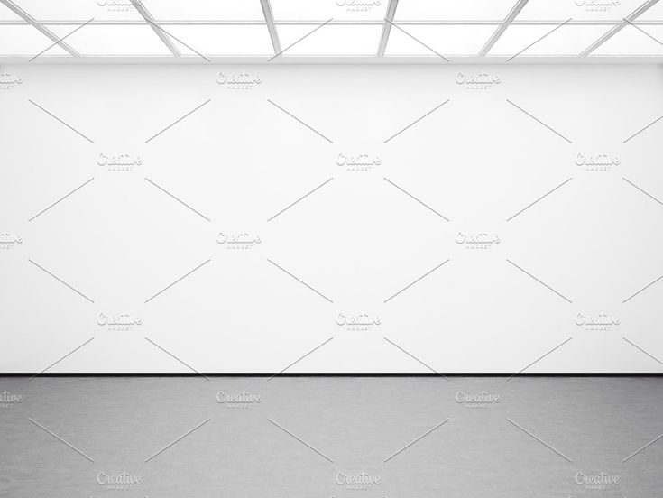 Mock up of blank white  interior. 3d render by SFCRCH MOCKUPS on @creativemarket