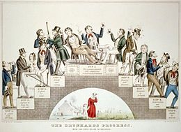 Temperance Movement-- is a social movement against the consumption of alcoholic beverages. Temperance movements typically criticize excessive alcohol consumption, promote complete abstinence (teetotalism), or use its political influence to press the government to enact alcohol laws to regulate the availability of alcohol or even its complete