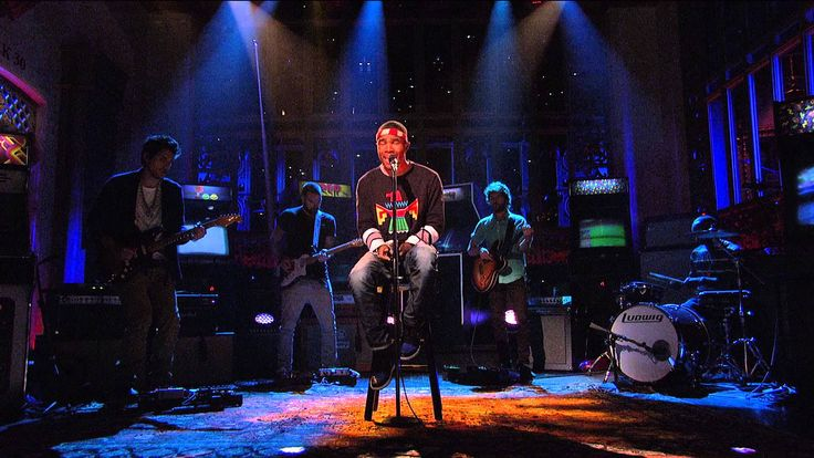 Frank Ocean - Thinkin Bout You - Saturday Night Live (2012)..... yes I have been thinking ahead