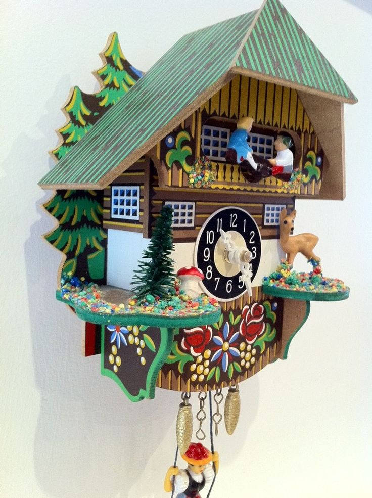 Cuckoo Clocks Woodworking Projects Plans