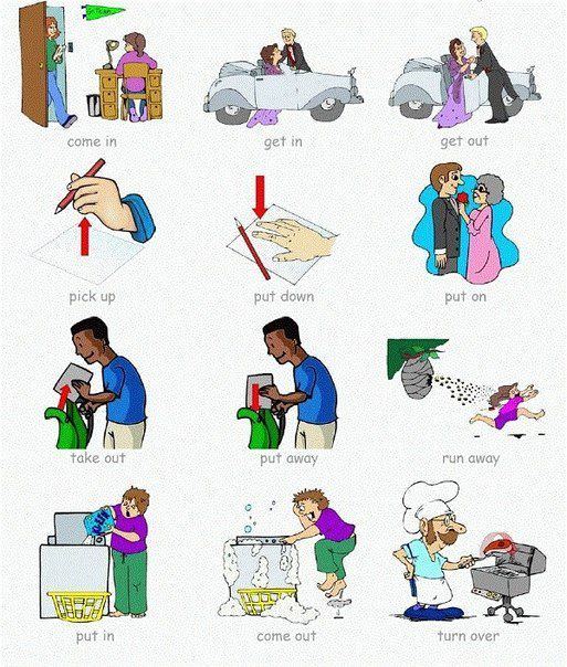prepositions used in everyday life